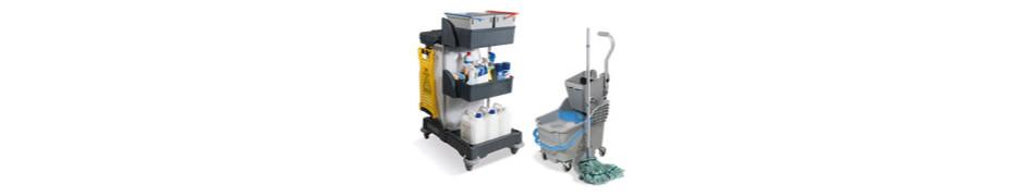 Numatic Wózki do sprzątania - Autoryzowany Dealer
