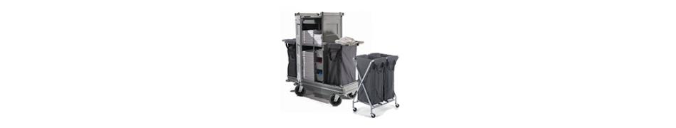Numatic Wózki hotelowe - Autoryzowany Dealer