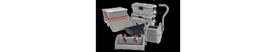Oryginalne akcesoria do wózków sprzątających Numatic - Autoryzowany Dealer