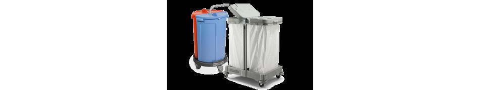 Numatic Profesjonalne Wózki do sprzątania - Do segregacji