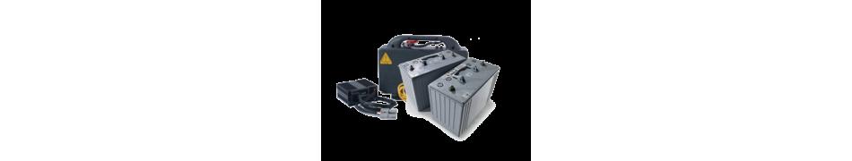 Akcesoria do maszyn czyszczących Numatic - akumulatory i baterie