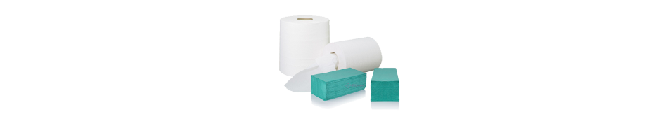 Artykuły higieniczne - Ręczniki papierowe - sklepclean.pl