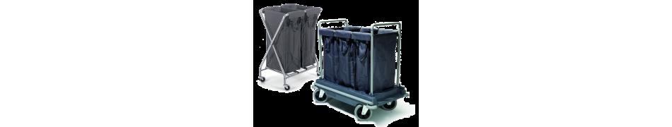 Numatic Wózki hotelowe - Do brudnej bielizny